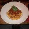 Spaghetti Bolognese für 7,60 Euro