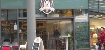 Bild von Henry's Coffee World