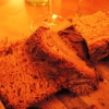 Selbtgebackenes Brot