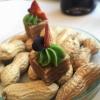 Snack #4 - Erdnussbuttersandwich