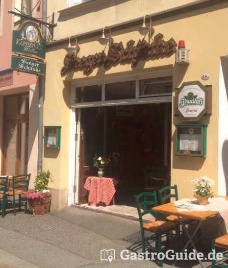 Seeger Schänke Inh. Andre Matthausch Andre Restaurant Restaurant ...