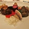 Lamm / Artischocke / Parmesan / Piment d'Espelette