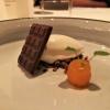 Pré-Dessert: Schokolade / Kokoseis / Physalis