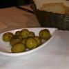 Oliven vorweg