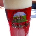 Foto zu Berghof: Andechser Dunkel vom Fass