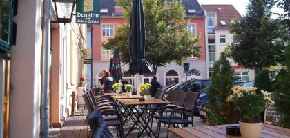 Bild von Gasthof im Hotel Zum Zicken-Schulze