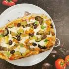 Foto zu Pizzeria Cortina: Pinsa romana
