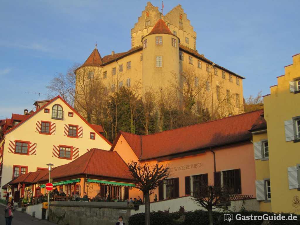 Burg-Café und Burgschänke im Burggarten Gasthaus, Cafe, Berggasthof ...