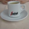 Gruß aus der Küche: Linsensuppe in der Espressotasse