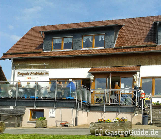 Bergcafe Friedrichstein Cafe in 34289 Zierenberg