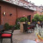 Foto zu An der Rosenau im Forellenhof: terasse