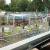 Eventbereich, früher Schwimmbecken