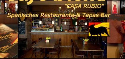 Bild von Café Blond - Spanisches Restaurant