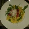 Tagliatelle mit Basilikum Pesto