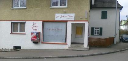 Bild von La Unica Pizza