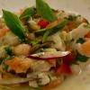 Ceviche von Kabeljau
