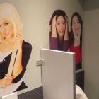 Foto zu anders - das Erlebnisgasthaus: Deko im Toilettenbereich