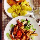 Foto zu Ihle Besenwirtschaft: Großer salat
