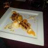 Variationen von der Mandarine und der Kondensmilch