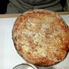Pizza Cipolla (Margherita mit Zwiebeln)