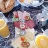 Frühstück im Backbord