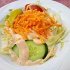 Foto zu Restaurant Marathon: Salatteller