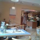 Foto zu Café Köpfle: der Innenraum