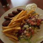 Foto zu Sila Kebab Haus: Falafelteller