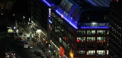 Bild von HEat im Radisson Blu Hotel