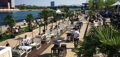 Bild von Sunset Lounge - Rheinoase