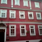 Foto zu Hotel Garni Ernestiner Hof: Das unter Denkmalschutz stehende Gebäude