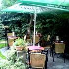 Foto zu Hotel Garni Ernestiner Hof: Garten Cafe