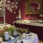 Foto zu Café Prinzess Emma: Teil des Frühstücksbuffet