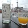 Pfirsich-Thymian-Limonade