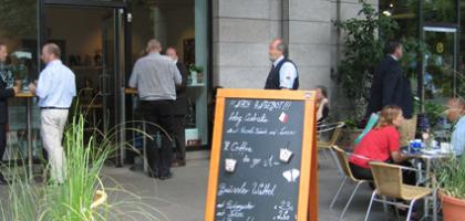 Fotoalbum: Kaffee Lounge