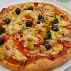 Foto zu Yade: Vegetarische Pizza - wie immer: Sehr gut!