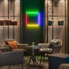 Foto zu BRICKS Bar · Renaissance Hotel: BRICKS Bar seating area