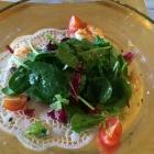 Foto zu Restaurant Eichenblatt in Wilminks Parkhotel: Kritik 9. Mai / Spinatsalat