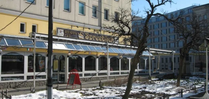 Bild von Café und Restaurant Spreeblick
