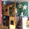 Kinderhaus im Niichtraucherraum