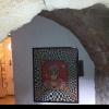 Kunst im Kellerabgang