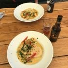 Foto zu Aalkate Lemkenhafen: zweimal das gleiche Essen