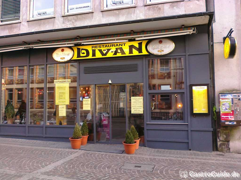 divan restaurant in 79098 freiburg im breisgau. Black Bedroom Furniture Sets. Home Design Ideas