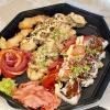 Sushi-Sashimi-Platte für 2