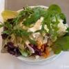 Frische Salate zur Forelle