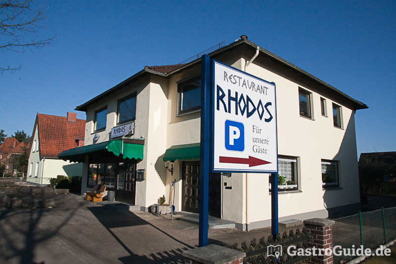 Rhodos Restaurant In 29614 Soltau