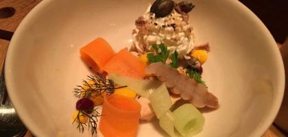 Bild von Gourmet-Restaurant Freustil im Hotel Vier Jahreszeiten