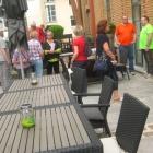 Foto zu Mauerwerk: So schön sitzt man draussen