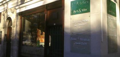 Bild von Brasserie l'Atelier · Art & Vin