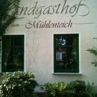 Foto zu Landgasthof zum Mühlenteich: